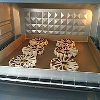 菊花酥饼#我的烘焙不将就#的做法图解16