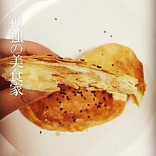 千层烤烧饼