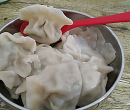 卷心菜胡萝卜猪肉饺子的做法