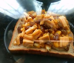 懒人披萨,三明治的做法