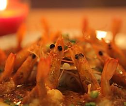 富贵扇贝开运虾「厨娘物语」的做法