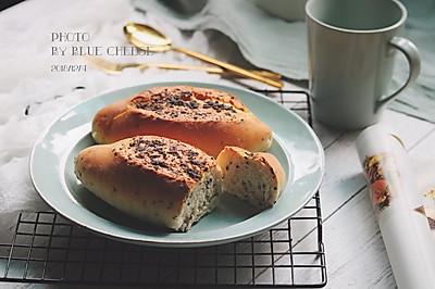 青酱全麦法式面包