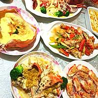 春节必备年夜菜--帝王蟹(含拆蟹方法)的做法图解25