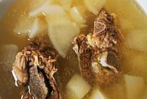 #入秋滋补正当时#牛骨白萝卜汤的做法