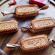 lotus饼干巧克力奶酪夹心版