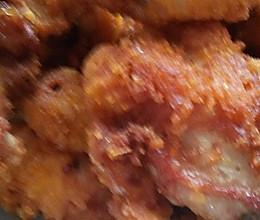 食指大动    炸鸡腿的做法
