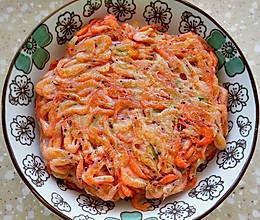 家常江虾饼的做法
