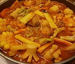 韩式肥牛火锅的做法