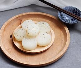 日式清水萝卜-早餐配餐#给老爸做道菜#