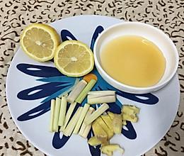 祛濕水  香茅檸檬薑水的做法