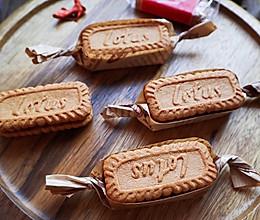 lotus饼干巧克力奶酪夹心版的做法