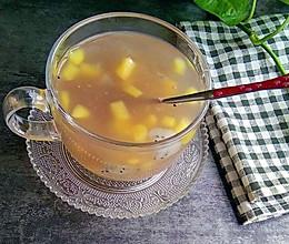 #憋在家里吃什么#鲜水果藕粉羹的做法