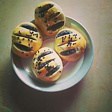 黑芝麻老婆饼