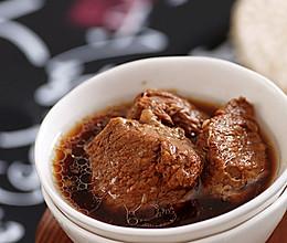 炖牛肉&牛肉面的做法