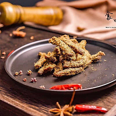 五香牛肉干|| Spiced Beef Jerky