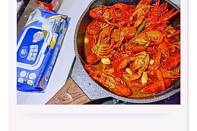 蒜泥龙虾&十三香龙虾