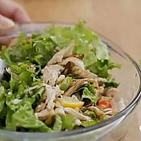 健康便当23(南瓜糙米饭+柠檬鸡丝+干锅包菜)的做法图解10