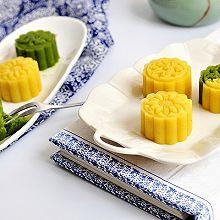 绿豆糕---#铁釜煮饭就是香#