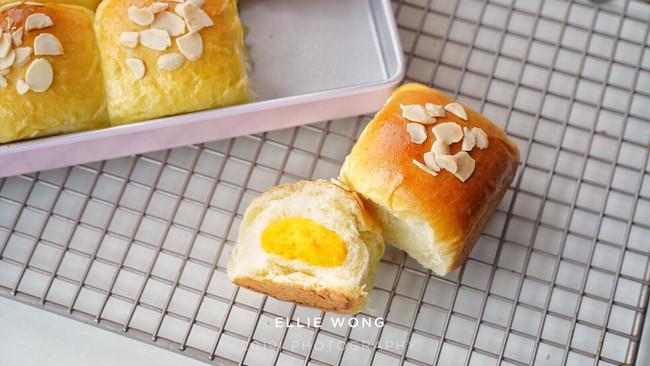 奶黄小餐包的做法