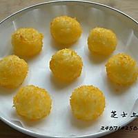 芝士土豆球的做法图解7