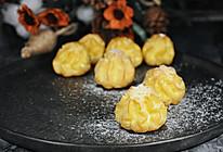 海盐奶油泡芙的做法