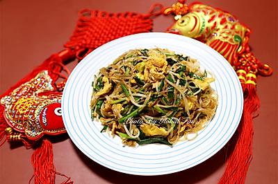 京味菜中的经典:炒合菜