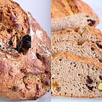 不用揉的全麦面包——适合清早忙碌的你