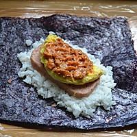 #365谷下单现磨大米#早餐营养元气饭团的做法图解14