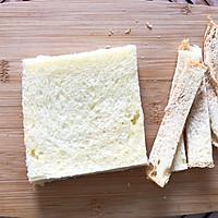 #好吃不上火#紫薯芋泥西多士的做法圖解5