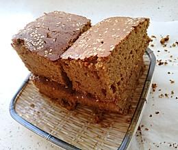 简单红枣糕的做法
