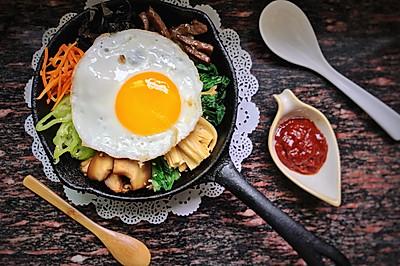 小铁锅拌饭#丘比沙拉汁#
