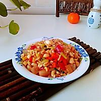 #快手又营养,我家的冬日必备菜品#风味炒麻食的做法图解15