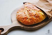 不用出膜一样好吃:免揉面包的做法