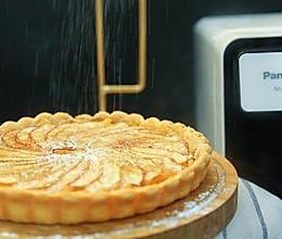 肉桂焦糖苹果派的做法