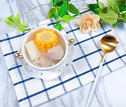 玉米山药薏仁猪骨汤的做法