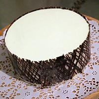 ——超简单慕斯蛋糕【巧克力围边】#九阳烘焙剧场#的做法图解19