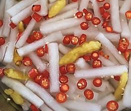 自制酸萝卜   泡萝卜的做法