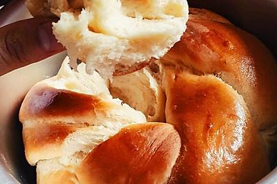 无黄油版手撕面包