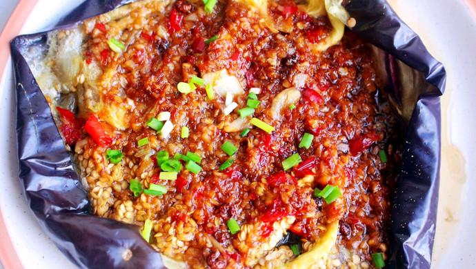 5分钟做出比烧烤店好吃百倍的蒜蓉烤茄子