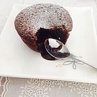 巧克力熔岩蛋糕【经典不老款,新手都会做的0失败甜品】的做法图解10