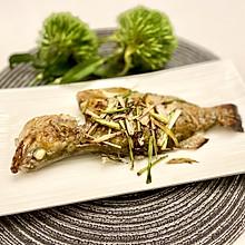 香煎桂花鱼
