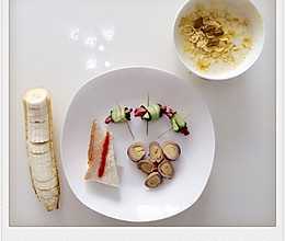 减肥营养早餐的做法