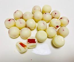 巧克力山楂球的做法