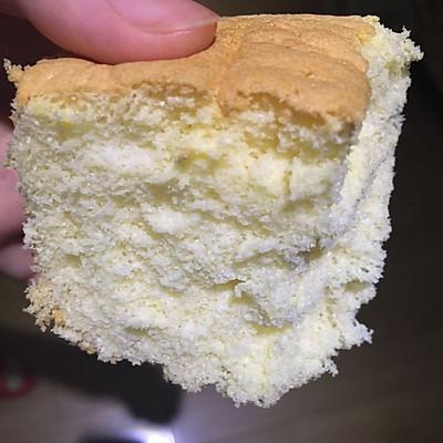 戚风蛋糕 成功率100%