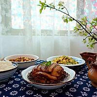 梅干菜蒸肉的做法图解19