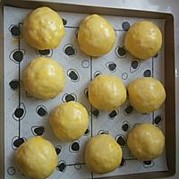 奶黄面包的做法图解11