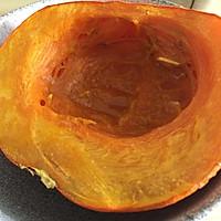 南瓜汤圆(燕麦奶酪内馅)—— 一人食的做法图解4