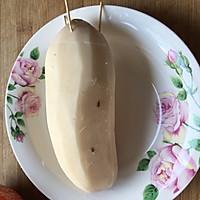 糯米藕两吃的做法图解4