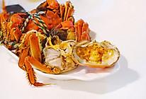 秋食 清蒸大闸蟹的做法