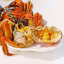 秋食|清蒸大闸蟹